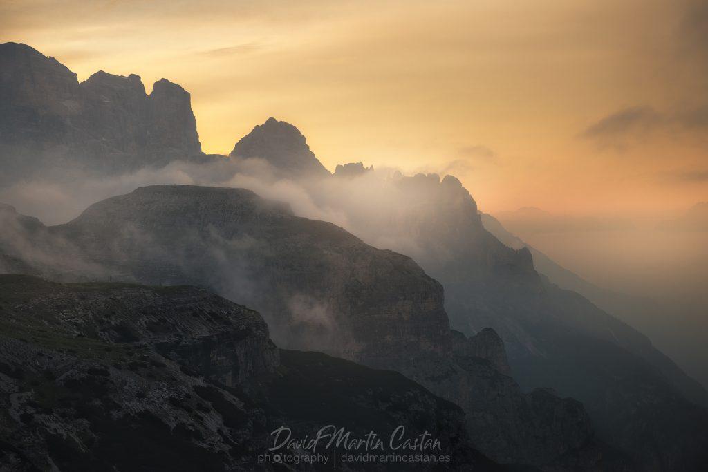Tre Cime, Dolomitas