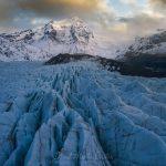 Glaciar, Islandia