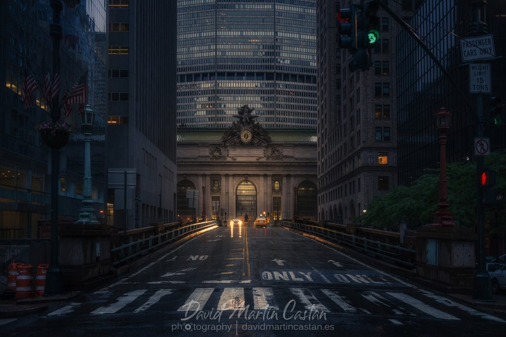 Gran Central, Nueva York