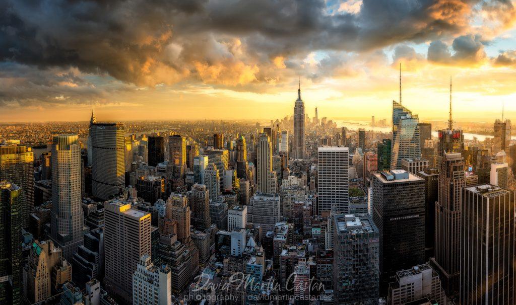 TOP, Nueva York